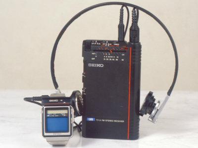 """La curiosa historia del """"abuelo"""" de los smartwatches: así era el Seiko TV Watch en 1982"""