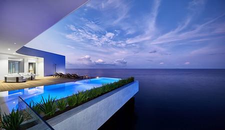 Conrad Maldives Rangali Island Maldivas Las Mejores Piscinas Infinitas Del Mundo