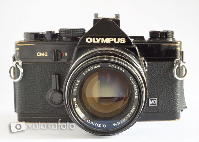 olympus om2