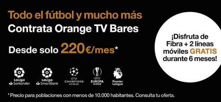 Orange Bares 02