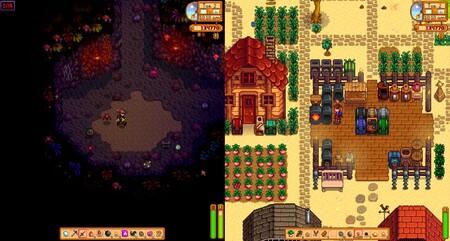 El multijugador cooperativo de Stardew Valley mejorará más todavía con la posibilidad de jugar a pantalla partida