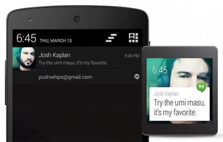 Así podríamos aprovechar Android Wear con nuestro hogar inteligente
