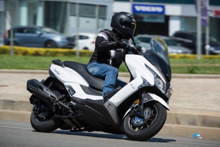 Kymco Grand Dink 2016 Test 005