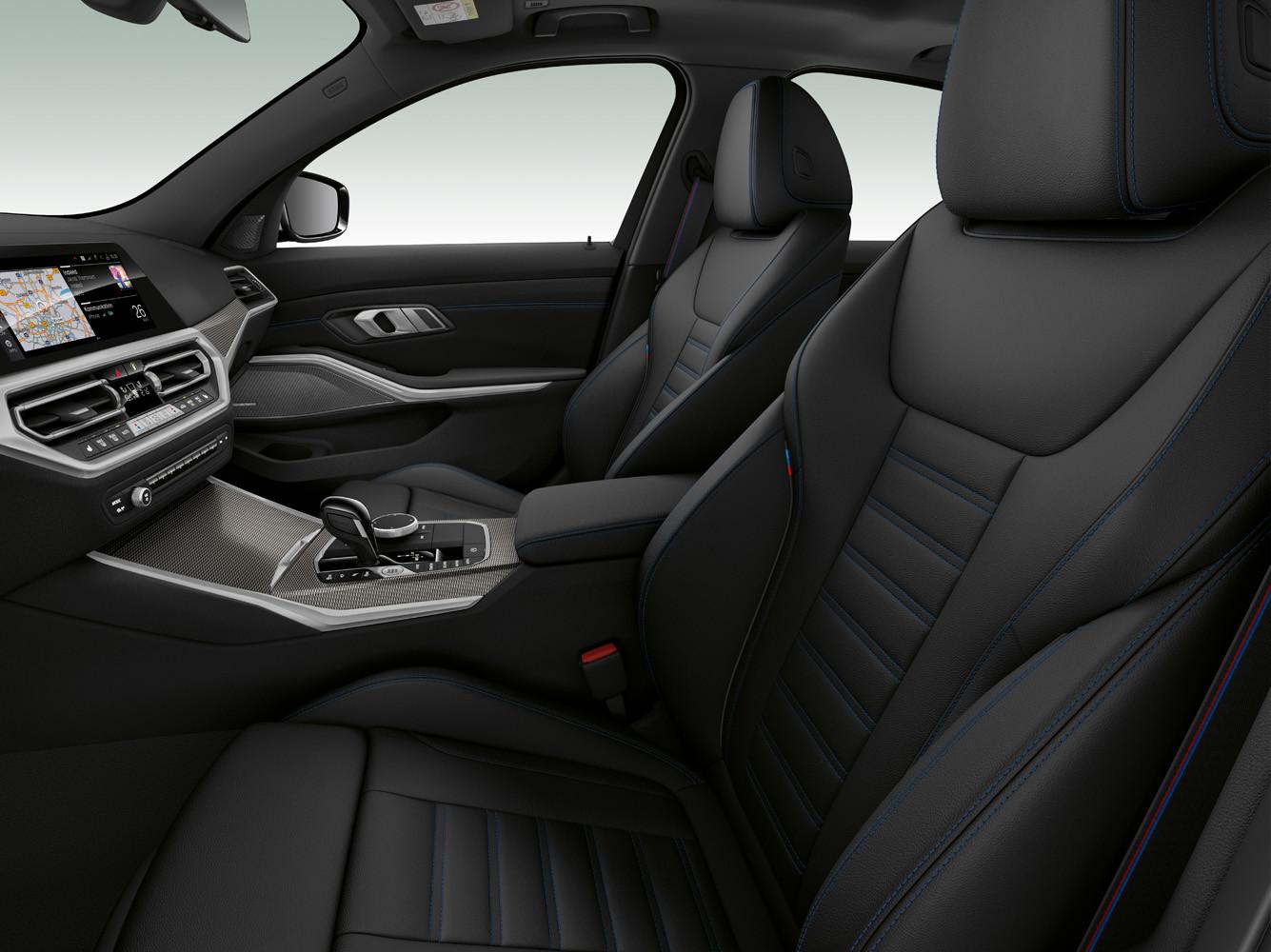 Foto de BMW M340i xDrive sedán (7/12)