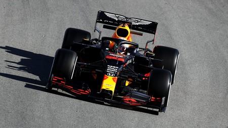 Verstappen Montmelo F1 2020