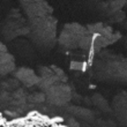Philae Close Up