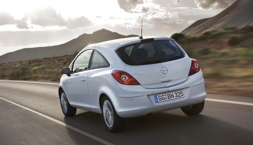 Foto de Opel Corsa 2010 (29/72)