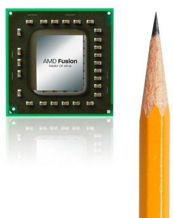 AMD Fusion prepara el desembarco en el mundo de los tablets