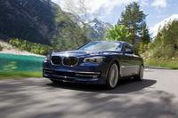 El BMW Alpina B7 se pone también al día
