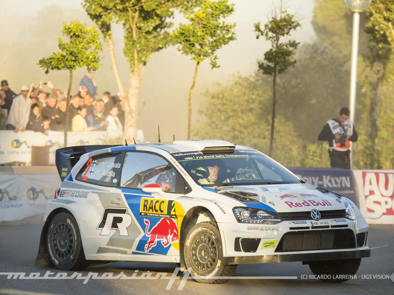 Foto de WRC - Rally de Catalunya 2014 (25/370)