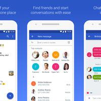 Google Messenger 2.0 se convierte en el WhatsApp de las operadoras, ya está aquí el estándar RCS