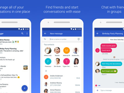 Vodafone ya soporta los mensajes RCS de Google, Orange y otras operadoras lo harán próximamente