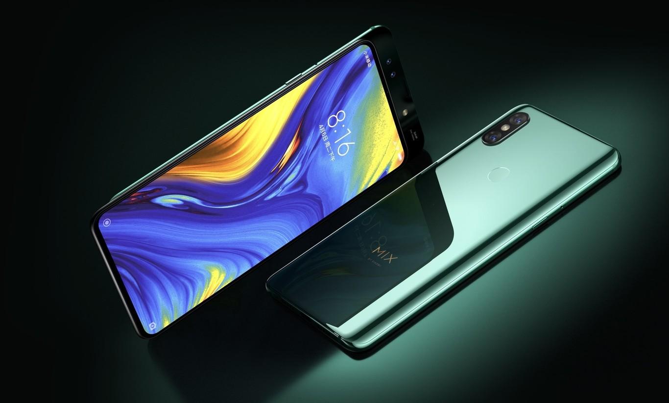  Nuevo teléfono de Xiaomi llega con pantalla deslizable completa de verdad y con 4 cámaras [+Video]
