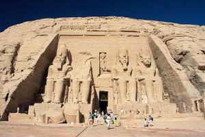 Excursión opcional: Abu Simbel