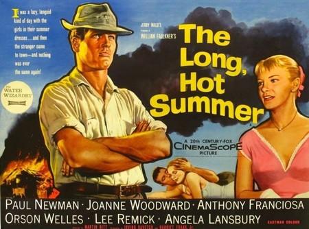 Especial Paul Newman: 'El largo y cálido verano' de Martin Ritt