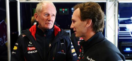 Christian Horner renueva su contrato con Red Bull