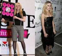 Avril Lavigne vuelve al estilo punk