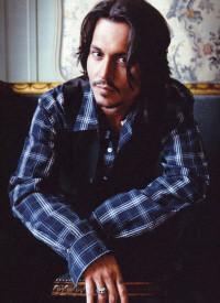 Johnny Depp podría protagonizar 'Rex Mundi'