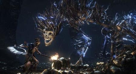 Bloodborne nos muestra un nuevo y eléctrico jefe