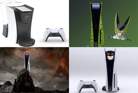 El diseño de PS5 puede gustarte más o menos, pero sus memes te van a encantar