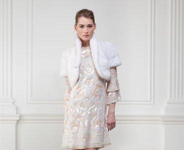 Primera 'Bridal Collection' de Matthew Williamson (I): los vestidos de novia. Bodas de lujo