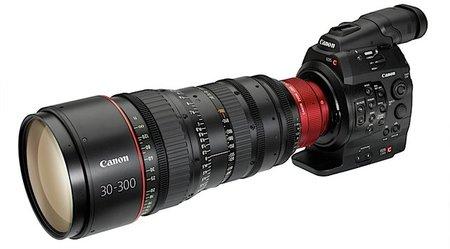 Siete objetivos nuevos de Canon que acompañan el lanzamiento de la C300/C300PL