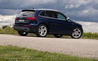 Audi Q5 2012, presentación y prueba en Múnich (parte 1)