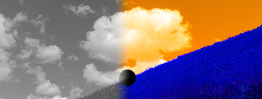 Cómo crear una ilusión óptica para ver en color una fotografía en blanco y negro