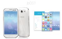 Consigue la apariencia de iOS 7 en tu Android gracias a jbOS7