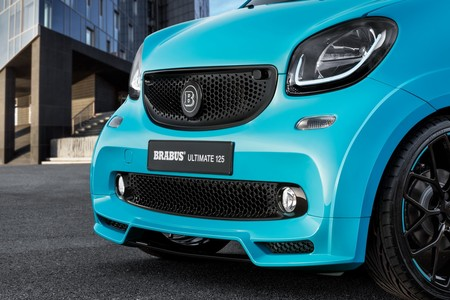 Brabus Smart Fortwo 125 7
