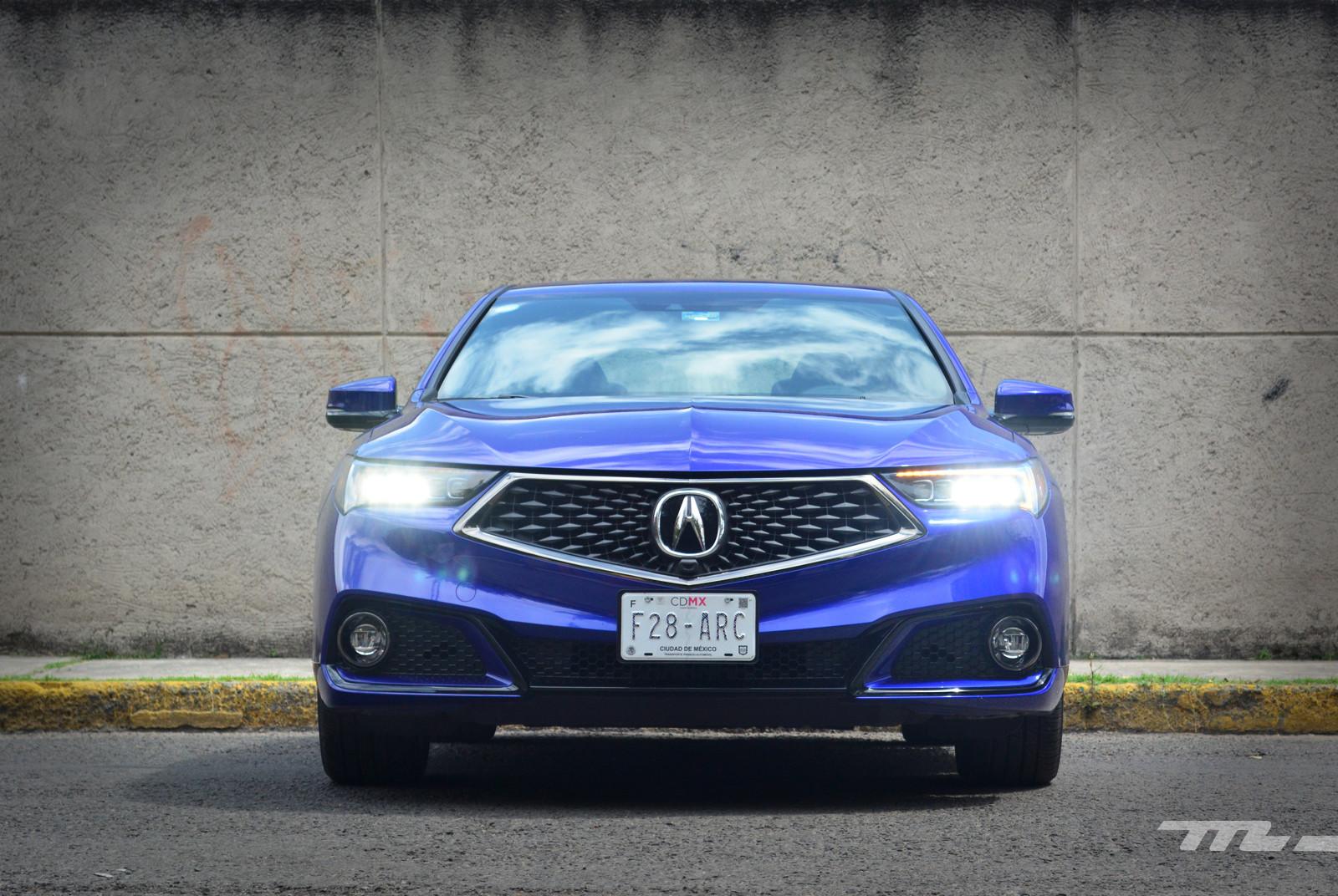 Acura TLX A-Spec (Prueba)