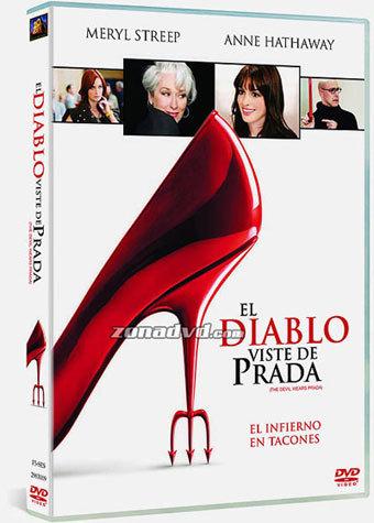 eldiablosevistedeprada dvd