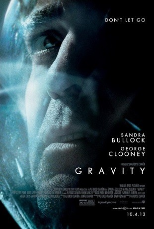 Cartel de 'Gravity'