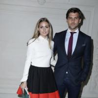Olivia Palermo y Johannes Huebl