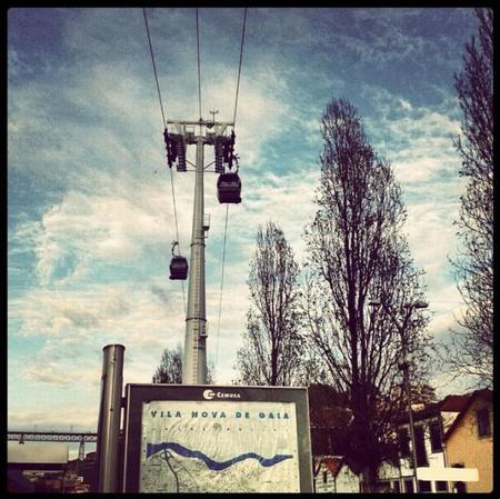 Descubriendo Oporto: el Teleférico de Vila Nova de Gaia, ¿subimos o no?