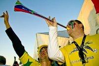 Vuvuzela: el sonido del Mundial de Sudáfrica