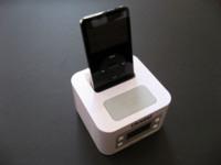 DreamGear TimeTravel, despertador con soporte de iPod