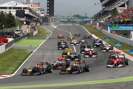 GP de España F1 2011: análisis del Circuit de Catalunya