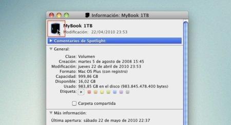 cambiando iconos en OS X