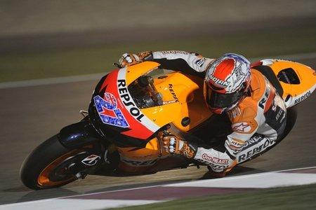 MotoGP 2011: primera impresión buena en los test finales en Qatar