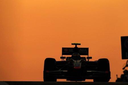 GP de Abu Dhabi 2010: Hispania F1 Racing Team termina la temporada con una carrera discreta