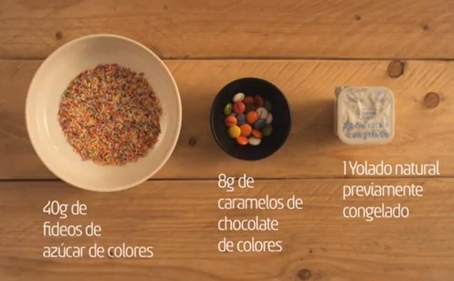 ingredientes yolado happybday