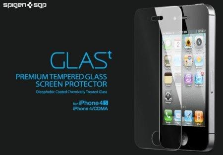 Spigen SGP GLAS.t, protegiendo el cristal del iPhone con otro cristal