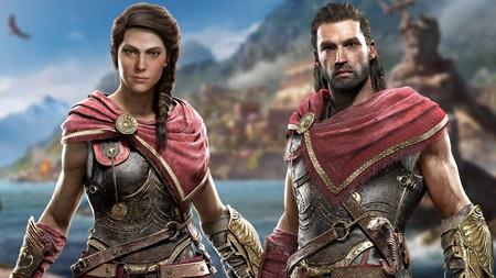 Ac Odyssey Kassandra Alexios