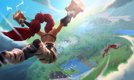 Battlerite Royale apostará por un formato free-to-play cuando abandone el servicio de acceso anticipado en febrero