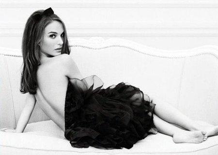 ¿Natalie Portman le está pillando el gustillo a ser ama de casa?