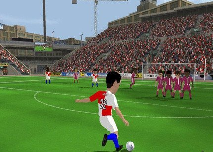Demo de Sensible Soccer 2006
