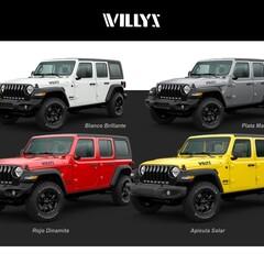 Foto 6 de 6 de la galería jeep-wrangler-edicion-willys-2021 en Motorpasión México
