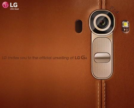 Nuevo LG G4, conoce todos sus detalles en directo con Xataka