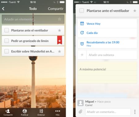 Wunderlist 3: la mayor actualización de uno de los gestores de tareas más popular de iOS